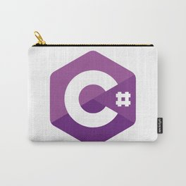 C# - C Sharp Carry-All Pouch