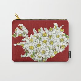 Iceland Carry-All Pouch
