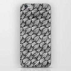 Zentangle Paradox  iPhone Skin