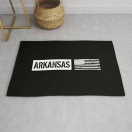 U.S. Flag: Arkansas Rug