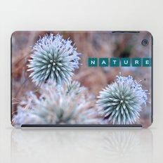 nature tint iPad Case