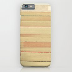 Patterns and Pages iPhone 6s Slim Case
