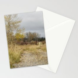 A Walk in Willow Flats - Grand Tetons Stationery Cards