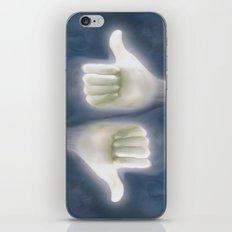 ok iPhone & iPod Skin