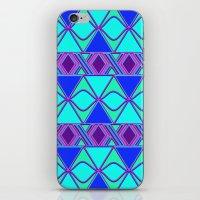 aquarius iPhone & iPod Skins featuring Aquarius  by JuliHami