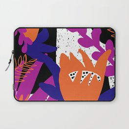 Exotica Floral Laptop Sleeve