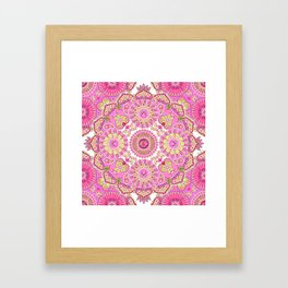 Knowing Love Framed Art Print