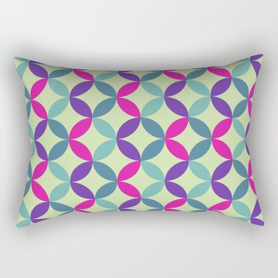 Color Switch II Rectangular Pillow