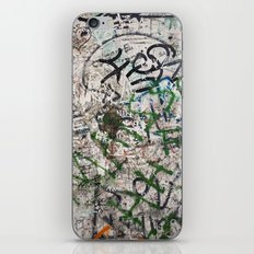 berlin wall iPhone & iPod Skin