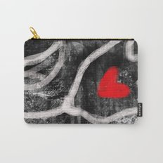tulip with heart Carry-All Pouch