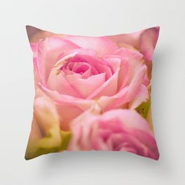 Flower Photography by Andrea Riedel Throw Pillow
