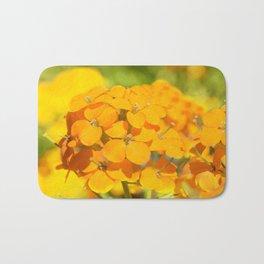 Orange Delight Bath Mat