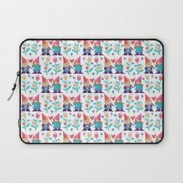 Gnome Love Pattern Laptop Sleeve