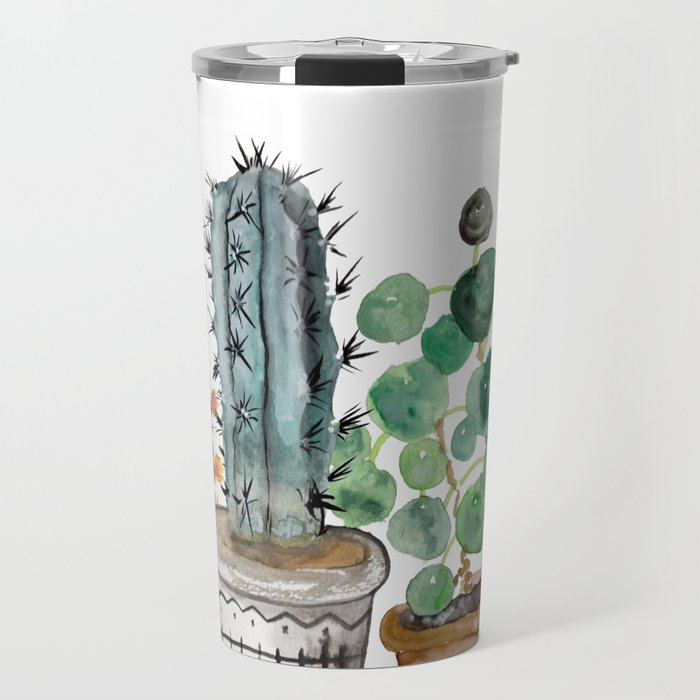 Potted Travel Mug
