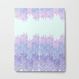 Floral 4 Metal Print