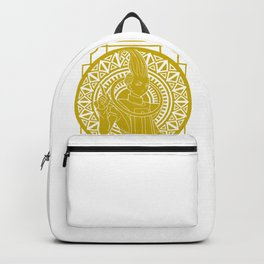 Stained Glass - Dragonball - Whis Backpack