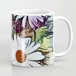 Mistical flowers in the garden Coffee Mug