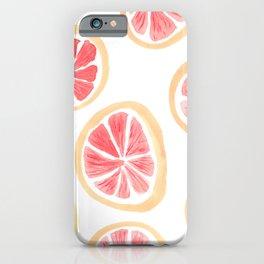 Grapefruits iPhone Case