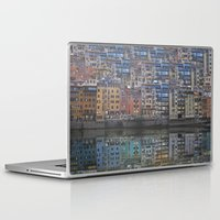 florence Laptop & iPad Skins featuring Florence by rhythmmess