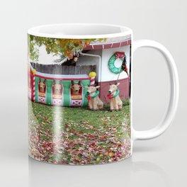 Santa's Getting Ready! Coffee Mug