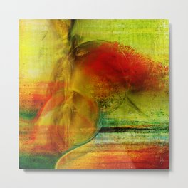 Mayaz abstraction Metal Print
