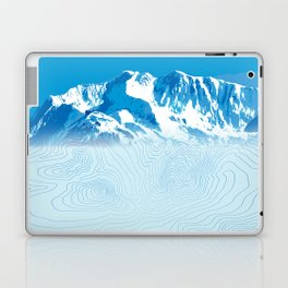 Mt. Alyeska Alaska Laptop & iPad Skin