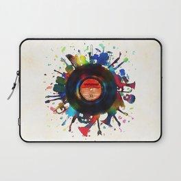 unplugged Laptop Sleeve