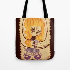 Niwawa - The Ophan Doll Tote Bag