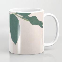 Holding the Branch Coffee Mug