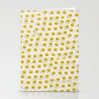 eggs Stationery Cards featuring Eggs by Tyler Spangler