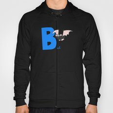 b for bat Hoody