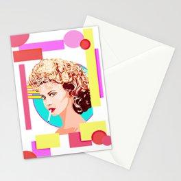 OLIVIA NEWTON-JOHN -  Grease Stationery Cards