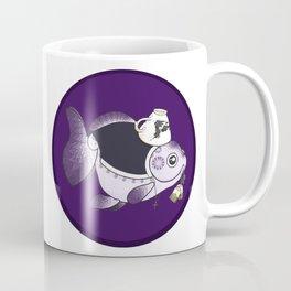 Goldfish Mrs. Hudson Coffee Mug