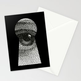 The Voyeur Stationery Cards