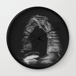 Southwest Arch Wall Clock