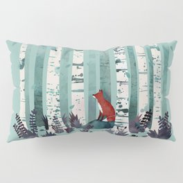 The Birches Pillow Sham