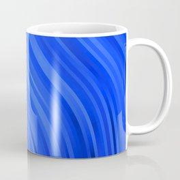 stripes wave pattern 1 c80v Coffee Mug