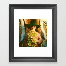 Prana Framed Art Print