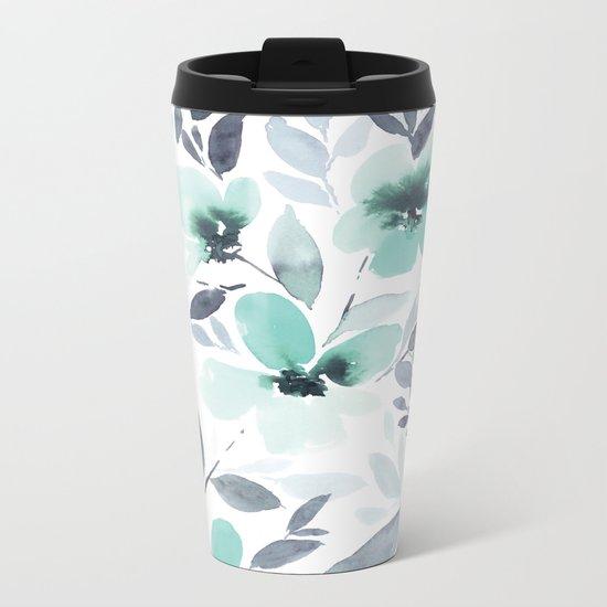 Espirit Mint  Metal Travel Mug