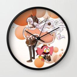 Nagisa Momoe Wall Clock