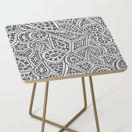 Doodle 9 Side Table