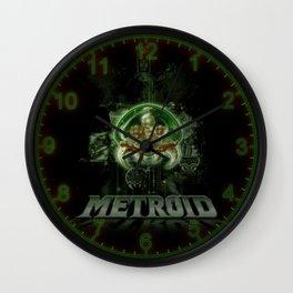 The Last Metroid Wall Clock