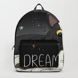 Cat Dream Killer Backpack