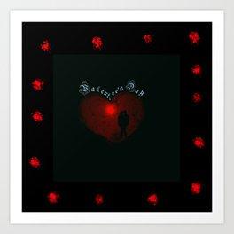 Valentine's Day # Art Print