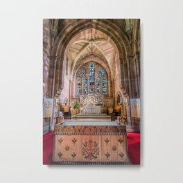 A Sacred Place Metal Print