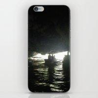 vietnam iPhone & iPod Skins featuring Vietnam Cave by Lili Lash-Rosenberg