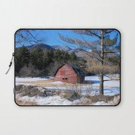 Deserted Barn in the Adirondacks Laptop Sleeve