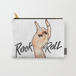 Rock n' Roll Carry-All Pouch