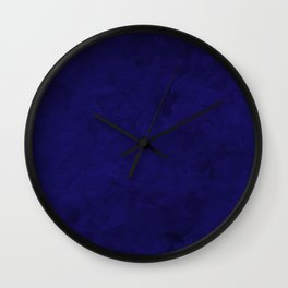 Deep Blue Impressions Home Decor Wall Clock