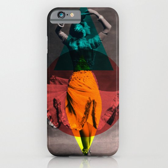 dance in shape iPhone & iPod Case